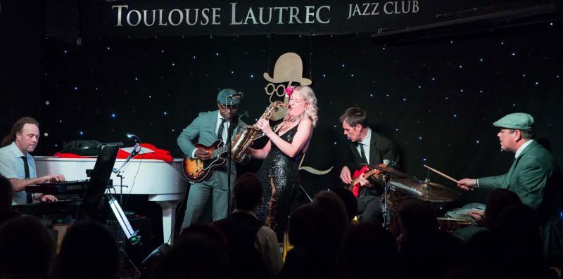 Toulouse Lautrec London