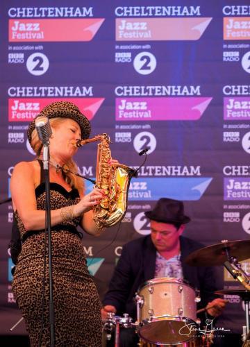Cheltenham Jazz FestivalPhoto By Steve Green
