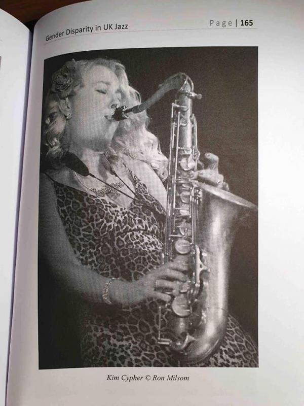 Photo in Gender Disparity book